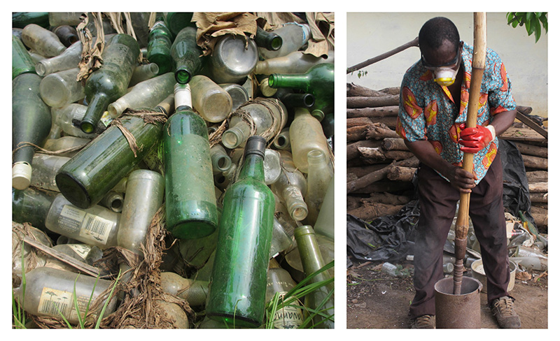 Developing the Moringa Filtration System