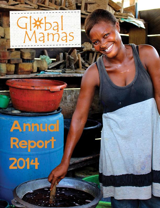 Global Mamas Annual Report 2005