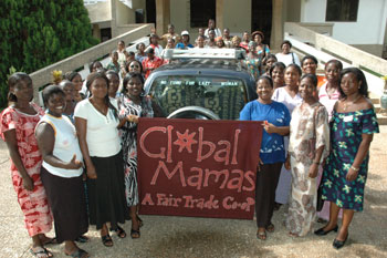 Global Mamas: Making a Difference, Differently