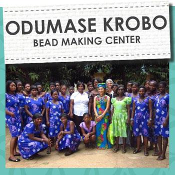 Global Mamas Bead-Making Center (Krobo)