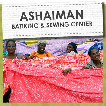 Global Mamas Batiking & Sewing Center (Ashaiman)