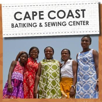 Global Mamas Batiking & Sewing Center (Cape Coast)
