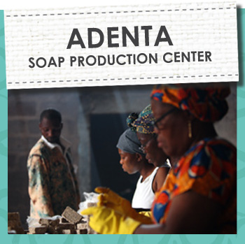 Global Mamas Black Soap Production Center
