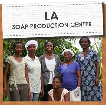 Shea Soap Production Center (La)