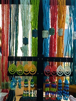 Accra Shopping Global Mamas Handmade Jewelry