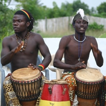 Drumming and Dancing Workshop
