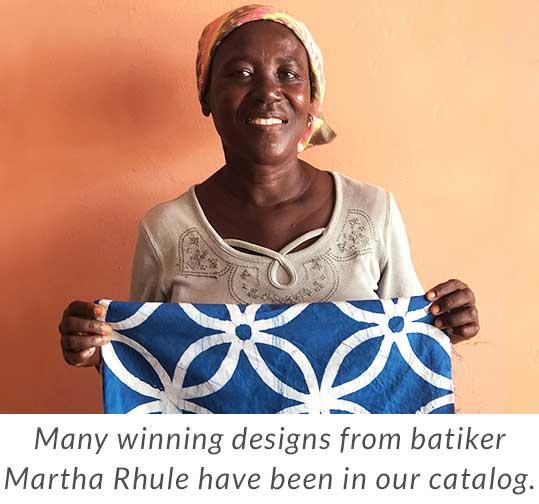 Global Mamas Batik Design 3