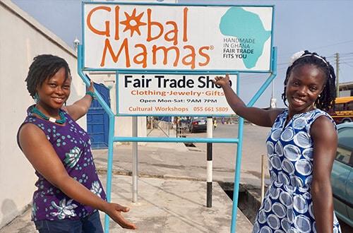 Global Mamas Cape Coast Fair Trade Store